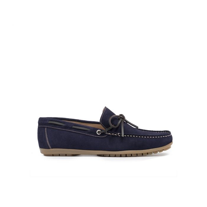 Image for Split Leather Loafers for Men