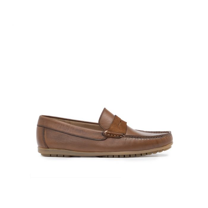 Image for Leather Loafers for Men