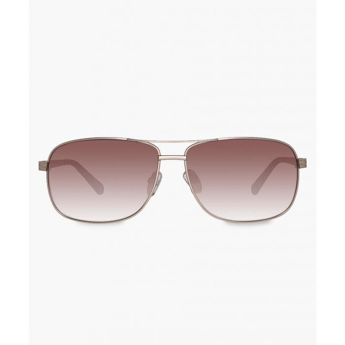 Image for Earle gold-tone sunglasses