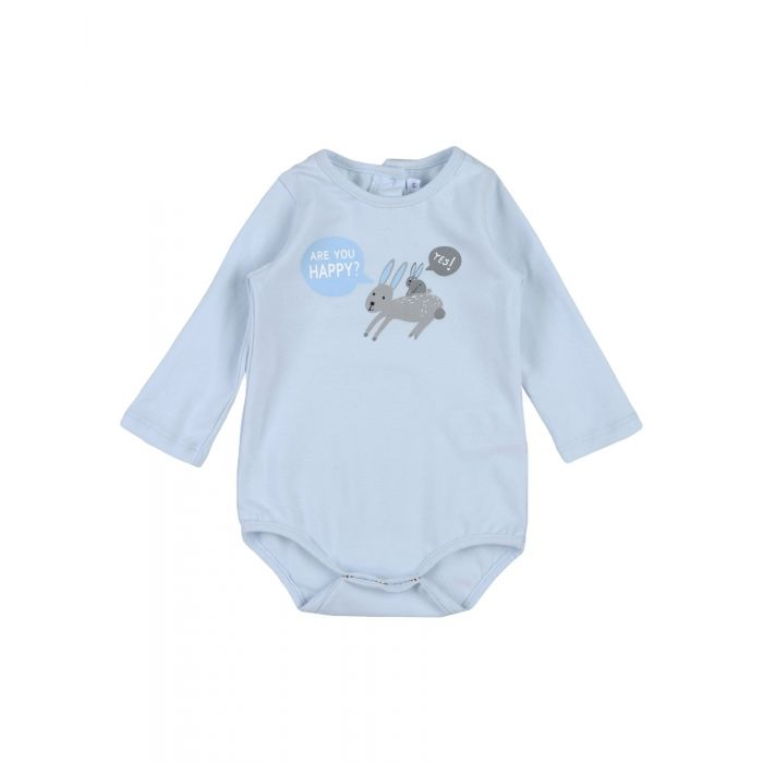 Image for Sky blue cotton body