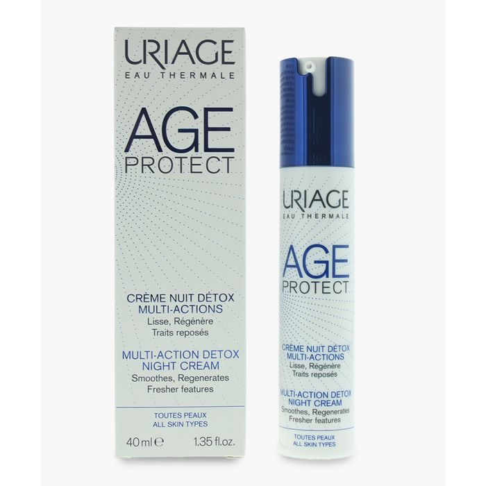 Image for Age thermal multi action detoxifying night cream