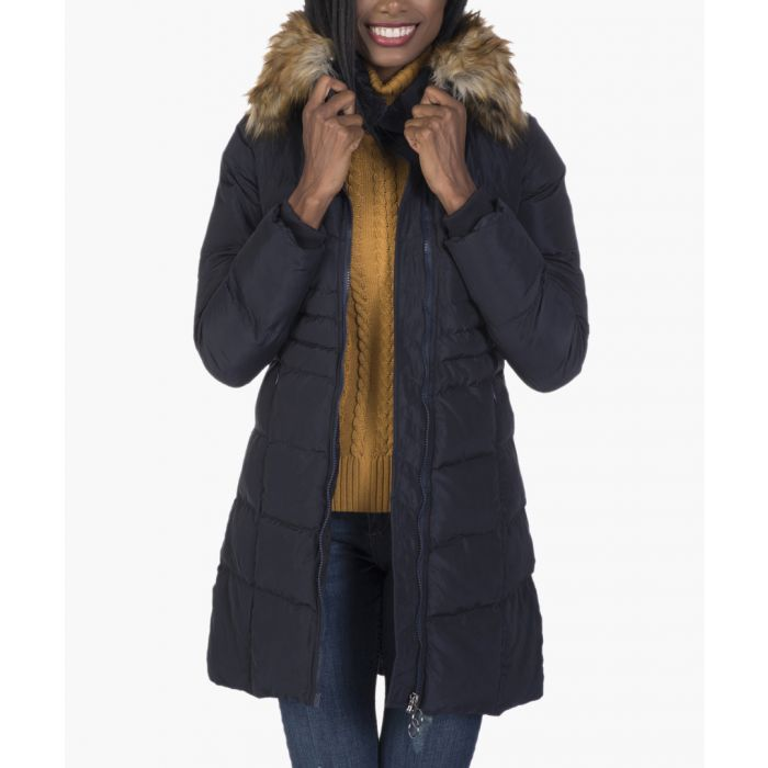 Image for Navy coat