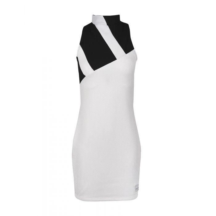Image for Adidas Originals White Polyester Vestiti corti