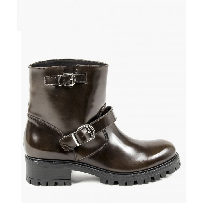 Image for Dark brown boots