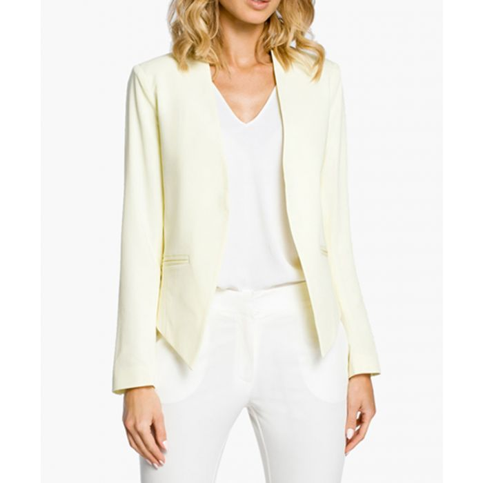 Image for Yellow Woven Jacket