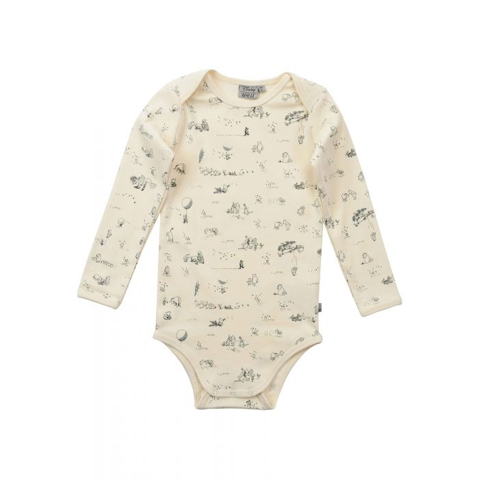 Image for Ivory organic cotton body
