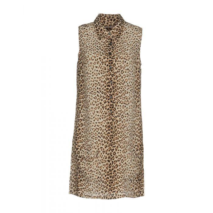 Image for Equipment Woman Sand Short dresses