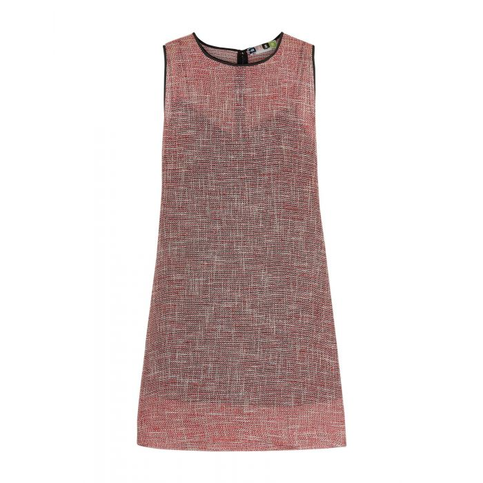 Image for Msgm Pink Viscose Vestiti corti