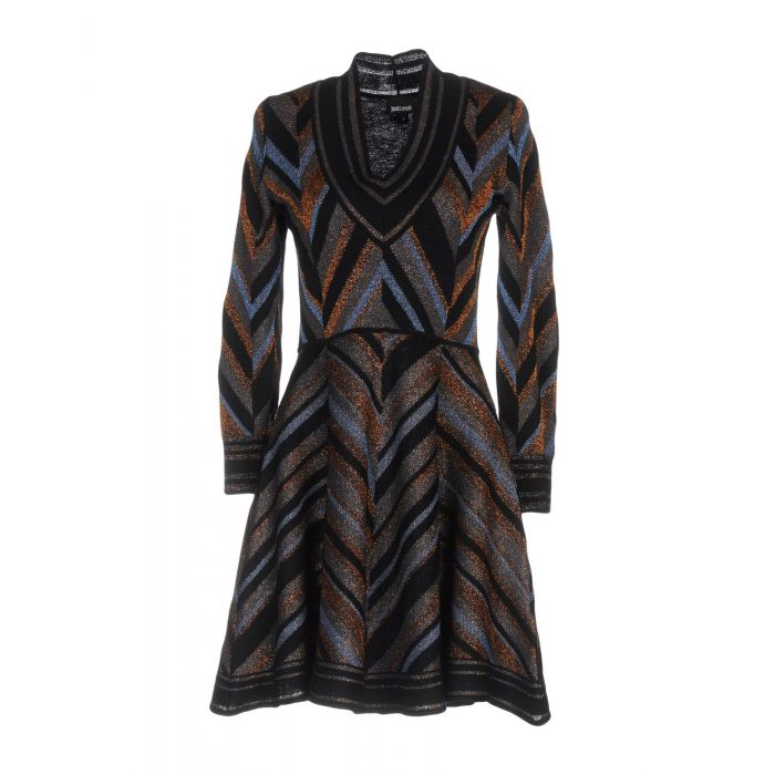 Image for Just Cavalli Woman Black Short dresses