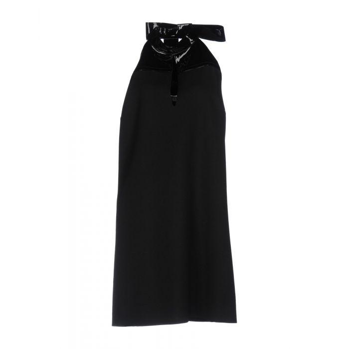 Image for Maison Margiela Black Virgin Wool Vestiti corti
