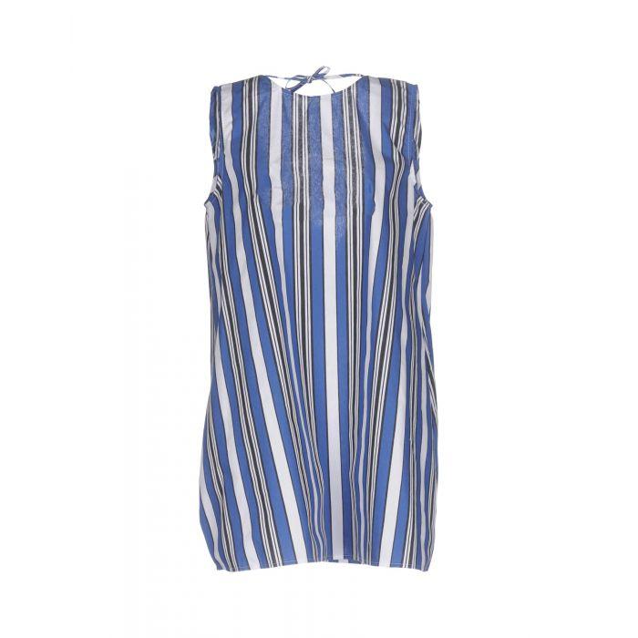 Image for Vicolo Woman Dark blue Short dresses