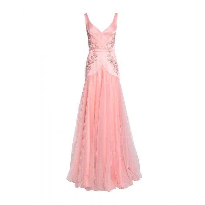 Image for Isabel Garcia Woman Pink Long dresses