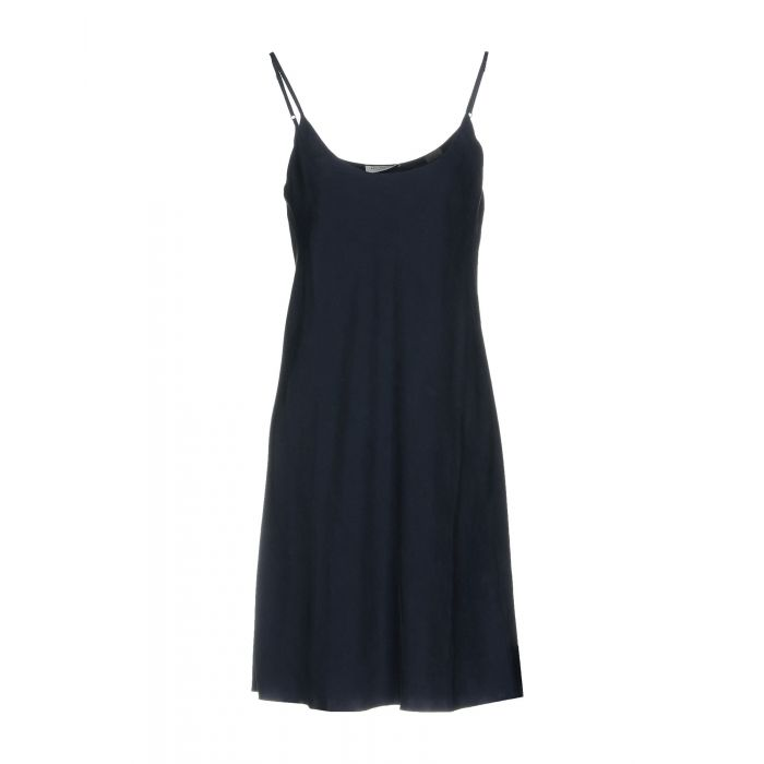 Image for Equipment Woman Slate blue Knee-length dresses
