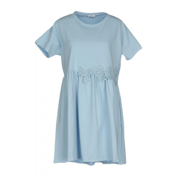 Image for P.A.R.O.S.H. Woman Sky blue Short dresses