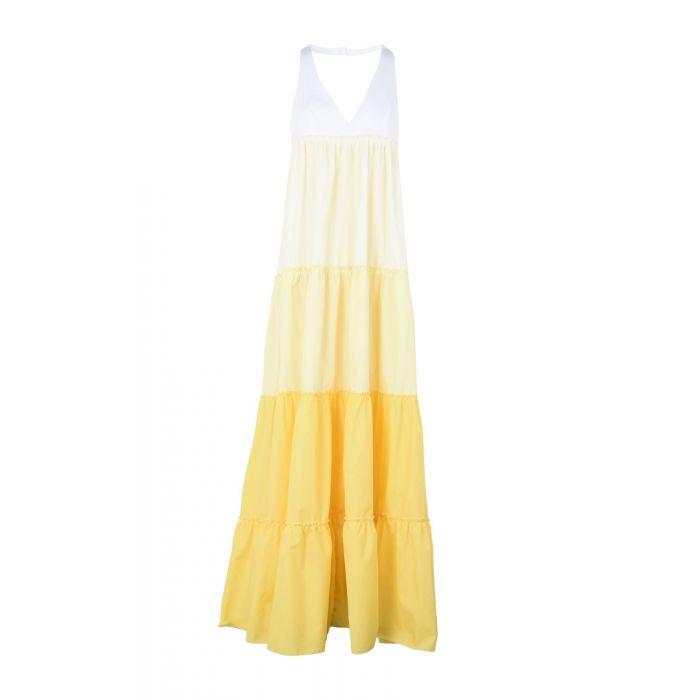 Image for Leitmotiv Woman Light yellow Long dresses