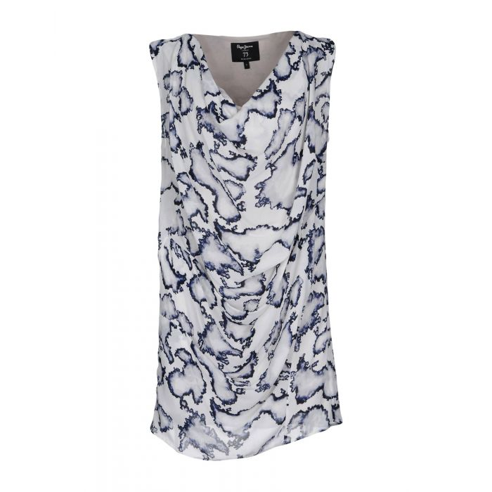 Image for Pepe Jeans Woman Light grey Short dresses