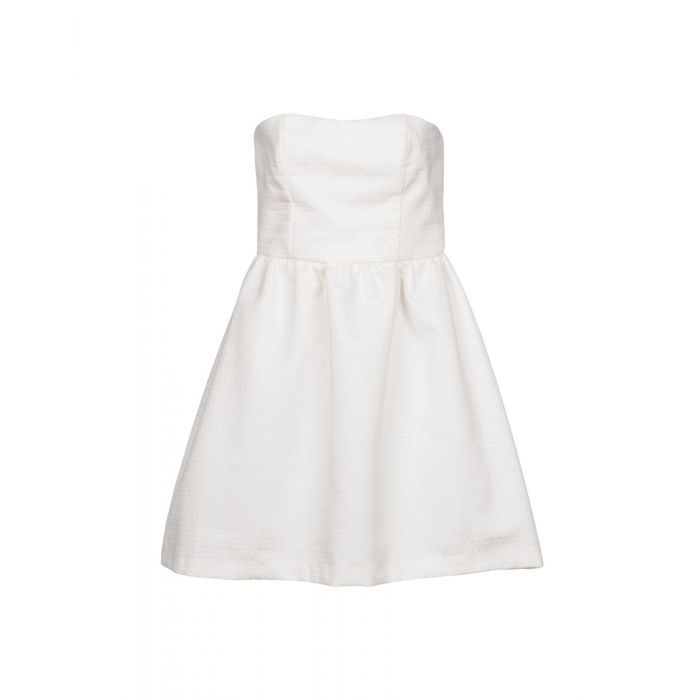 Image for Vicolo Woman White Short dresses