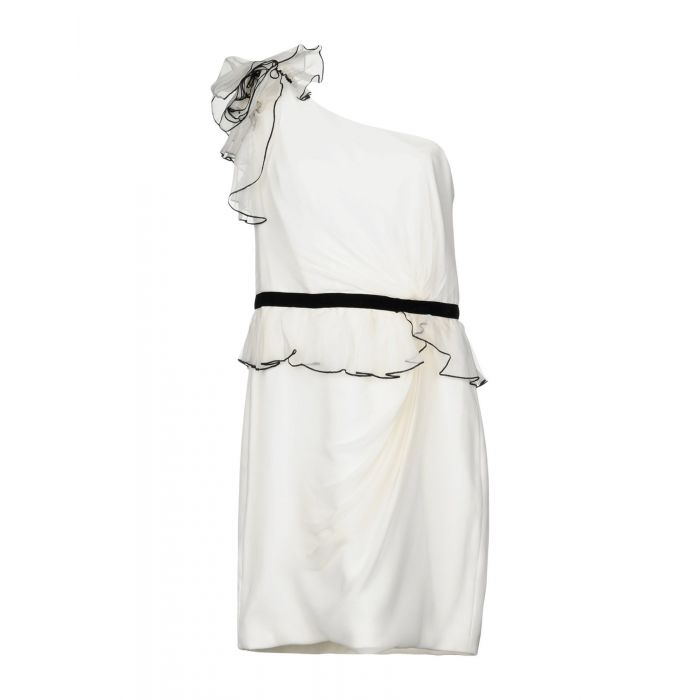 Image for Marchesa Notte Ivory Polyester Vestiti corti