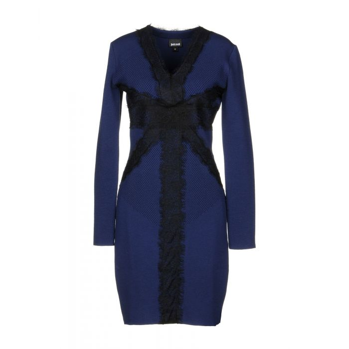Image for Just Cavalli Woman Dark blue Short dresses