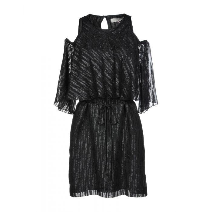 Image for Black Polyester Vestiti corti