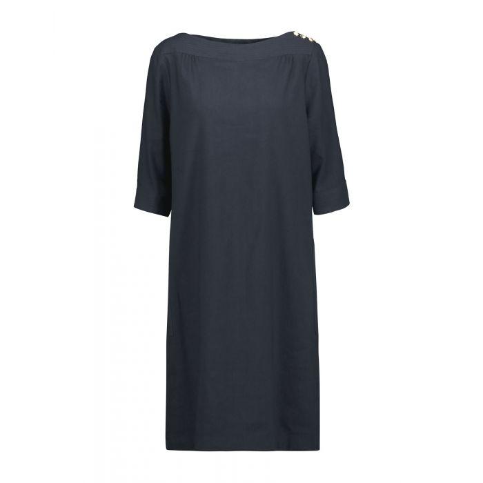 Image for A.P.C. Dark blue Cotton Vestiti corti