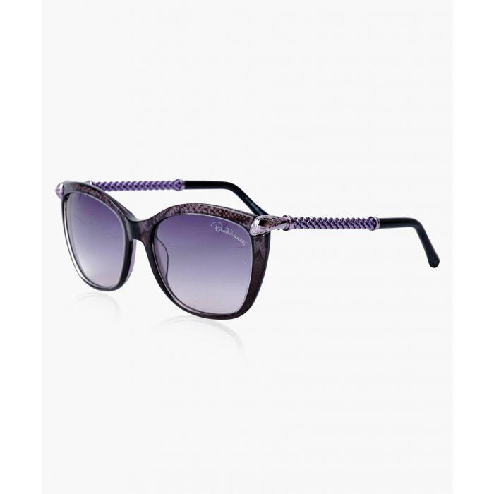 Image for Talitha purple sunglasses
