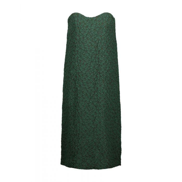 Image for Nina Ricci Green Silk Vestiti al ginocchio