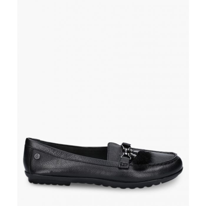 Image for Womens black loafers