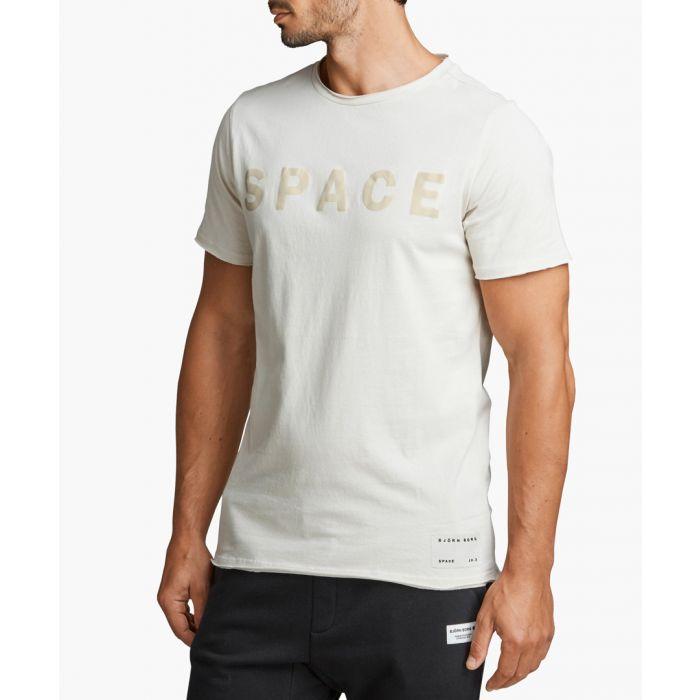 Image for Joris silver-tone pure organic cotton top