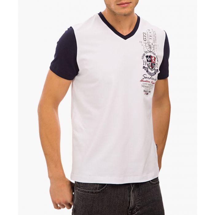 Image for Christiansfeld cotton blend T-shirt