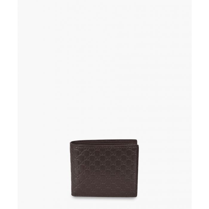 Image for Guccissima brown wallet