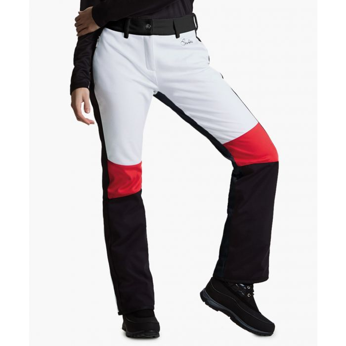 Image for Gilded red trousers