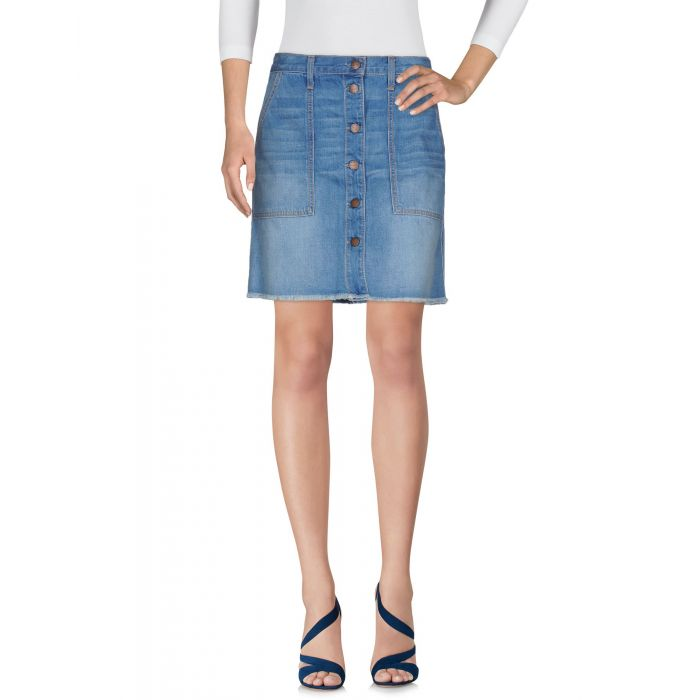 Image for Current/Elliott Blue Cotton Gonne jeans