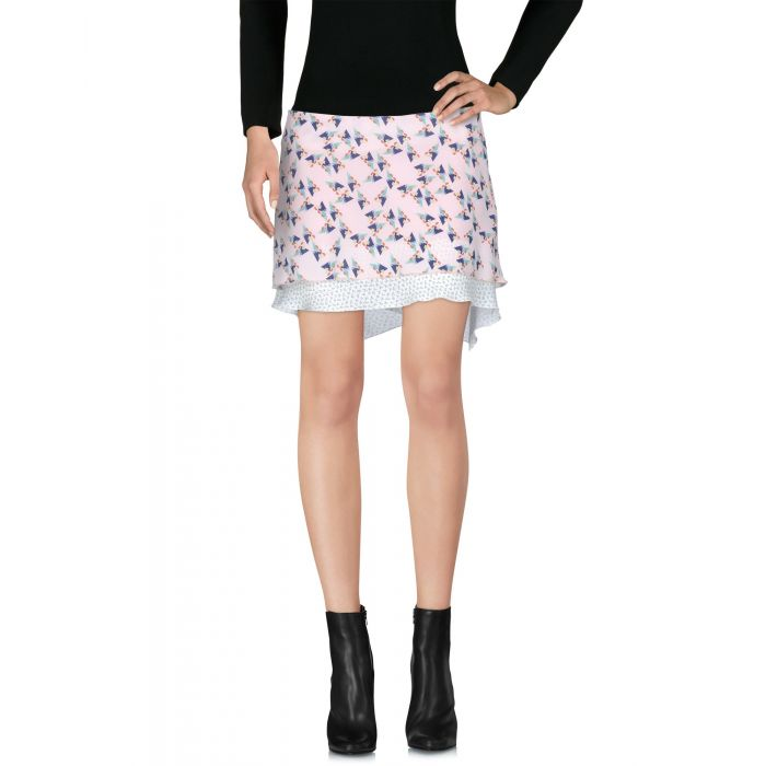Image for Mariagrazia Panizzi Woman Light pink Mini skirts