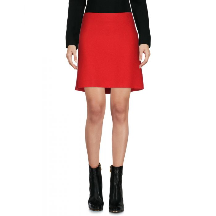 Image for Annie P. Woman Red Mini skirts