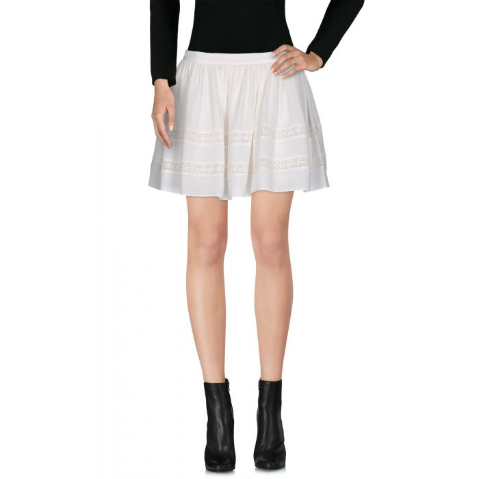 Image for Armani Jeans Woman White Mini skirts