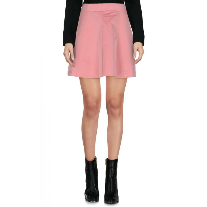 Image for Pink mini skirt