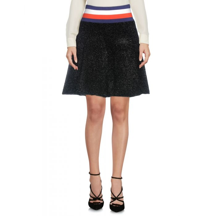 Image for Hilfiger Collection Black Nylon Gonne ginocchio