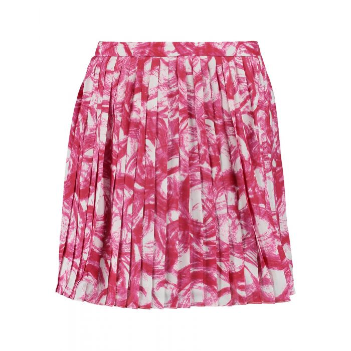 Image for Raoul Fuchsia Polyester Gonne ginocchio