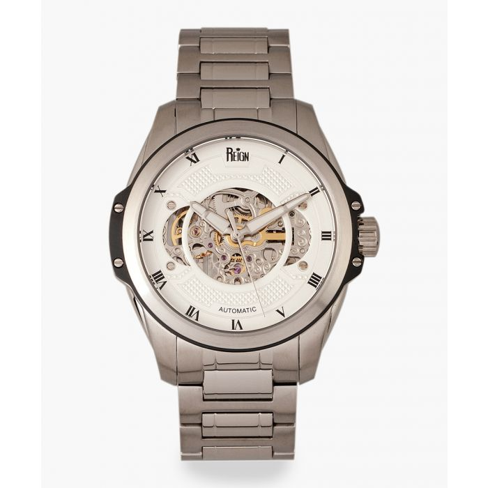 Image for Reign Henley silver-tone watch