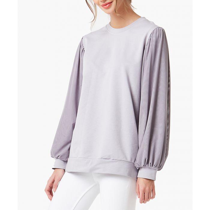 Image for Grey loose cut sweatshirts