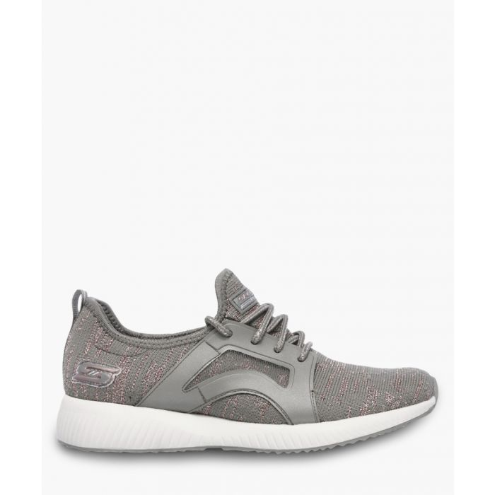 Image for Bobs Sport Squad taupe trainers