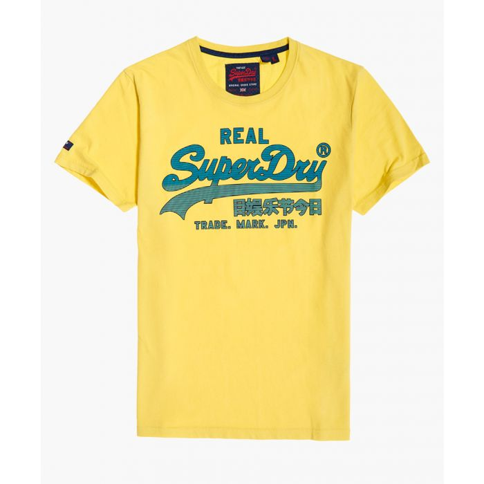 Image for SuperdryVINTAGE LOGO FADE MID WEIGHT TEE
