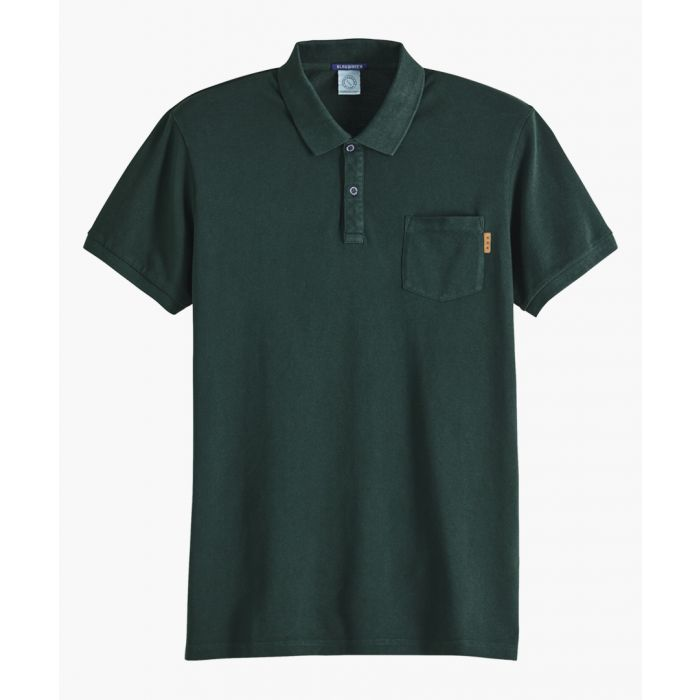 Image for Blauw green dream polo shirt