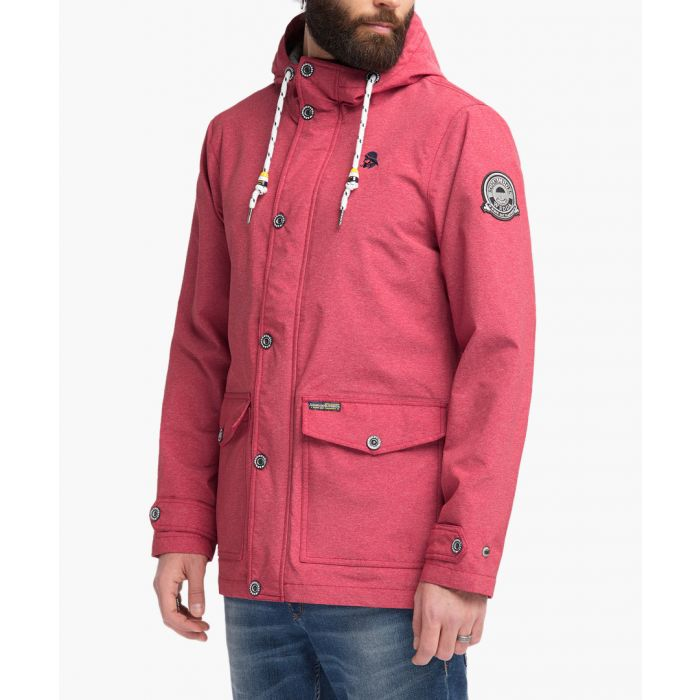 Image for Red anorak