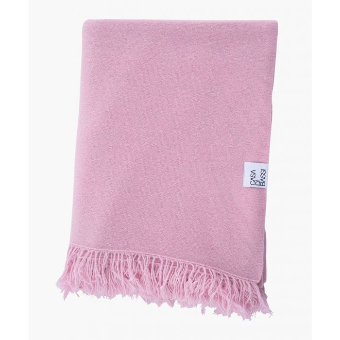Image for Soft and cosy rosa cashmere scarf