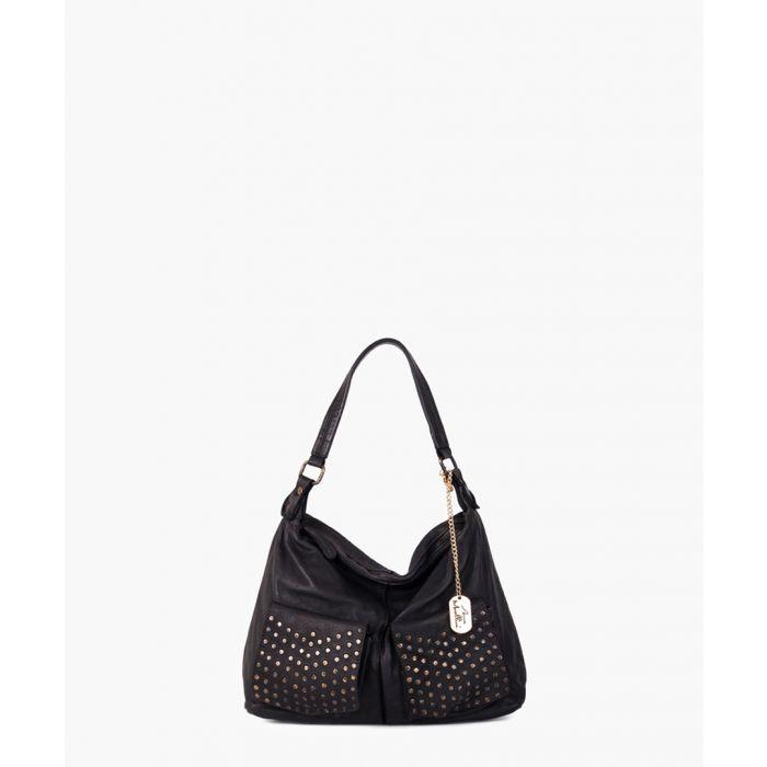Image for Camilla black shoulder bag