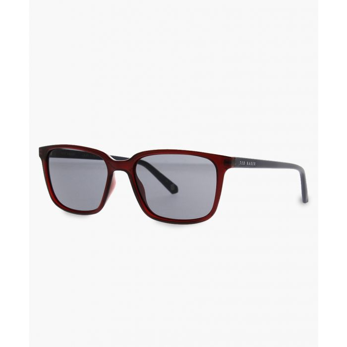 Image for Farley red sunglasses