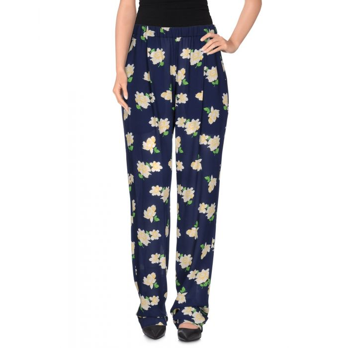 Image for Michael Michael Kors Woman Dark blue Casual trousers