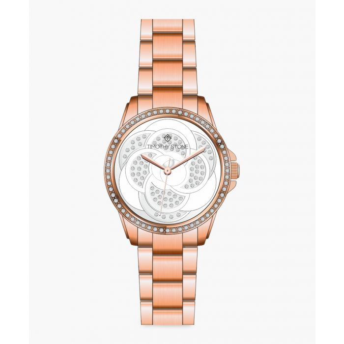 Image for Katy rose gold-tone watch